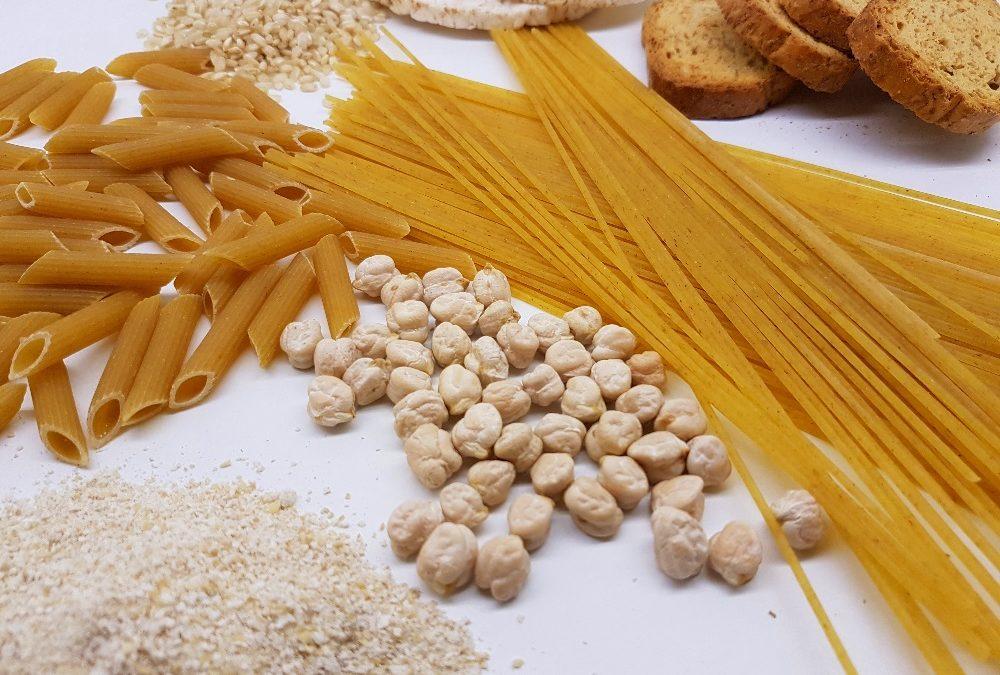 carbohidratos en una alimentación saludable