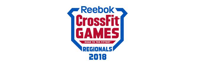 Regionals CrossFit Games 2018