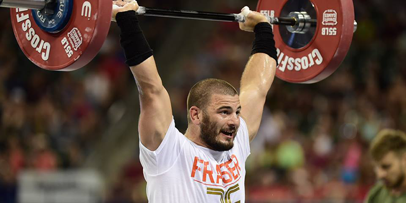 mathew fraser CrossFit Games