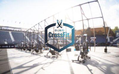 Dubai CrossFit Championship 2018