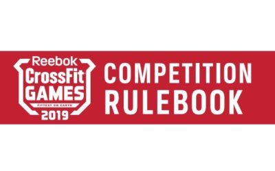 Rulebook CrossFit Games 2019