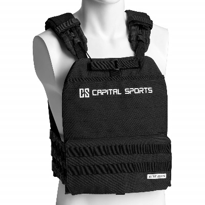 Chaleco lastrado Capital Sports Battlevest 2.0
