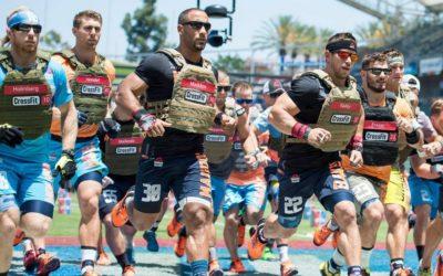 Chaleco lastrado para CrossFit