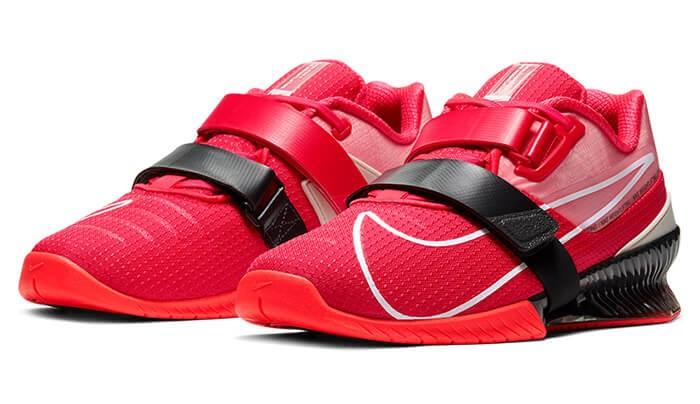 Nike Romaleos 4 Color Rojo